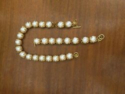 Anne Klein Signed Vintage Costume Jewelry