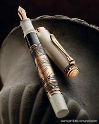 Pelikan Limited Edition The Statue Of Zeus Zeus Beautiful Item From Japan