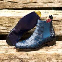 The Goodyear Welt Chelsea Boot Classic Model 4623 From Robert August