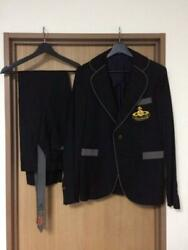 Vivienne Westwood Men Jacket Pants Suits Size 44 Made In Italy Used F/s From Jpn