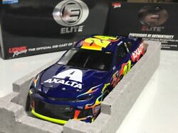 Rcca / Elite New 24 William Byron Axalta 1 Of 724 Action 1/24