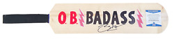 Ben Affleck Signed Autograph Ob Badass Paddle - Dazed And Confused Beckett Bas 3
