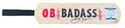 Ben Affleck Signed Autograph Ob Badass Paddle - Dazed And Confused Beckett Bas 7