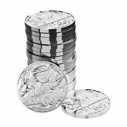 Roll Of 20 2021 Blockchain Mint Wallstreetbets 1 Oz Silver Round Gem Bu Presale
