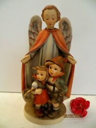 Hummel And039heavenly Protectionand039 88 Tmk 3 Mint Condition 9 1/2 Tall