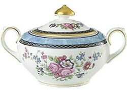Royal Doulton Centennial Rose Sugar Bowl With Lid Made In England