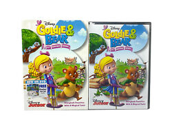 Disney Goldie And Bear Best Fairytale Friends Classic Fairy Tale Brand New Dvd