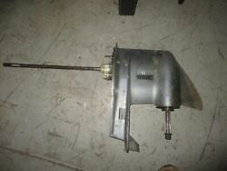 Yamaha 70hp 2 Stroke Outboard Lower Unit With 20 Shaft