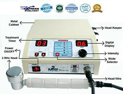 Best 3 Mhz Ultrasound Therapy And 1 Mhz Ultrasound Therapy Equipment Choic Offer