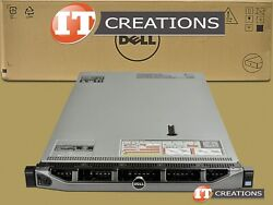 Dell Poweredge R620 10 Bay Two E5-2609 2.40ghz 192gb No Hdd H310