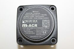 Blue Sea Systems 7601 M-series Automatic Charging Relay 12v 24v Dc 65a 115a