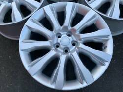 1 X Single Oem Land Rover Range Rover Sport 21 Rim Wheel Showroom Condition