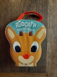 Rudolph Island Of Misfit Toys Christmas Ornament Set Of 3 In Pack. Carlton Cards