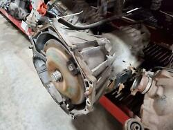 Automatic 4wd Transmission Out Of A 2004 Chevy Silverado 1500 With 55,244 Miles