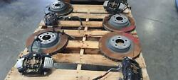 2012-2020 Dodge Charger Set Bremo Front/rear W/slotted Brakes 508miles
