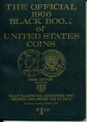 The Official 1966 Black Book Of United States Coins, 3d Edition, Illustrated