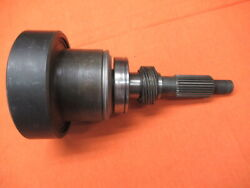 65 72 Ford F100 T85n - R11 Overdrive Output Shaft  Used