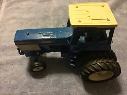 Ford Tw-25 Die Cast Toy Farm Tractor 116 Scale Missing Smoke Stack Duel Tires