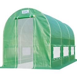 Quictent Walk In Greenhouse 12and039x 7and039x 7and039 Heavy Duty Plant Garden Hot Green House