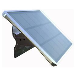 Eleding 100w Panel And 650wh Battery Only High Voltage Solar Panel In Silver