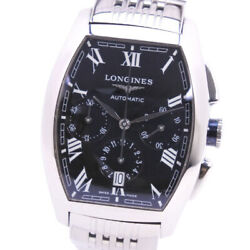 Longines Evidenza Chronograph Automatic L2.643.4 Date Menand039s Watch Wl23602