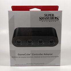 Official Nintendo Switch Gamecube Controller Adapter Super Smash Bros Ultimate