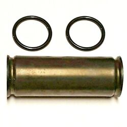 Cummins Nh 220 Water Rail Bypass Connection Tube W/ O Rings - New Aftermarket