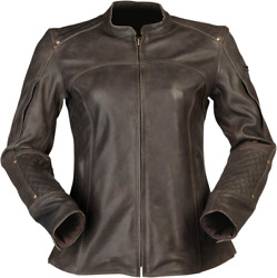 Z1r Womenand039s Chimay Jacket Womens Leather Jacket All Sizes
