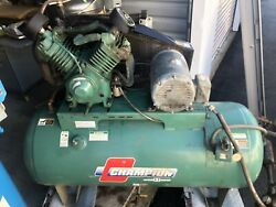 Champion Centurion Ii Industrial Air Compressor 15hp 3ph Shipping Available