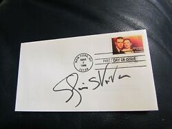 Elaine Stritch Signed Autographed 1st Day Cover Envelope
