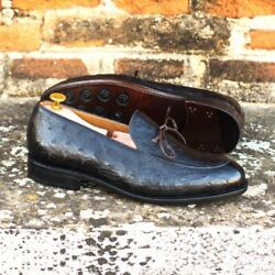 The Goodyear Welt Loafer Model 4562 By Robert August
