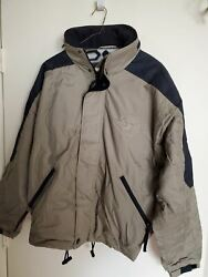 New Conrail Zero Hero Water-resistant Jacket Brown/black Assorted Sizes Free Hat