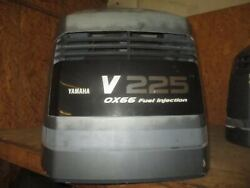 Yamaha 225hp Ox66 Outboard Top Cowling Saltwater Series Ii