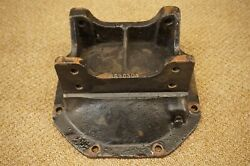 Oem 1963 Corvette Rear End Differential Cover Posi Positraction 3830303