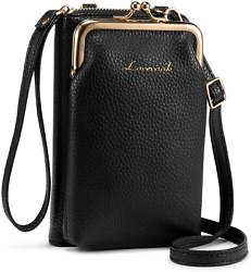 Crossbody Purses for Women Fashion Cell Phone Shoulder Bags Card Holder Wallet P $25.99