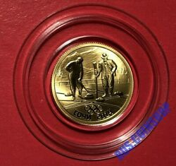 50 Roubles 2014 Russia Xxii Olympic Winter Games Sochi Curling Gold Proof