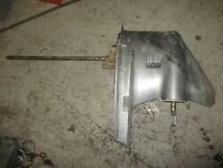 Yamaha Ox66 250hp Outboard Lower Unit With 25 Shaft