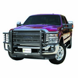Go Industries 44644 Rancher Grille Guard - Black For F-250/f-350 Super Duty New