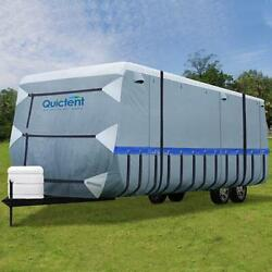 Quictent 18-20 Ft Motorhome Travel Trailer Rv Cover Outdoor 5-ply Camper Storage