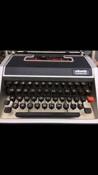Olivetti Lettera33 Deluxe 1969 Typewriter Repaired