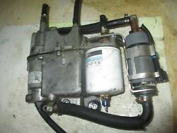 Mercury Optimax 200hp Outboard Vst With Both Fuel Pumps