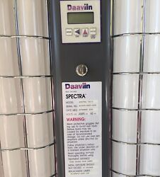 Daavlin Uv 7 Series Full Body Light Therapy Uvb Photo-therapy 6 Lamp Machine