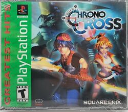 🔥 Chrono Cross for PlayStation 1 *BRAND NEW* $24.99