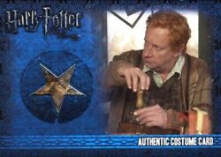 Harry Potter Deathly Hallows 1 A. Weasley Dealer Costume Card Hp Ci2 031/180