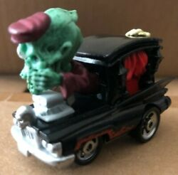 2013 Creata Monster 500 Zoom Zombie Rare Toy Small Car Diecast And Plastic