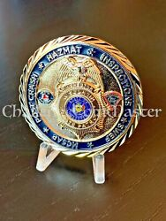 Wisconsin State Patrol Police Motor Carrier Unit Inspector Challenge Coin