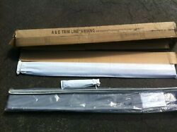 New Aande Dometic Trim Line 9and039 Bag Awning Charcoal In Color Popup Tent Camper Rv