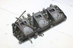 Mercury Oil Injected Black Max 200 Reed Valve Cage Block Plate Assembly 76427