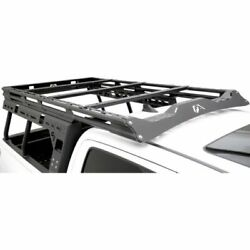 Fab Fours Ttor011 Overland Rack For 2016-2020 Toyota Tacoma New