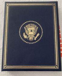 1970 Presidential Commemorative Silver Coin Set American Express Limited Edition